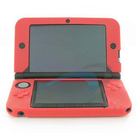 soft silicone cover nintendo 3ds xl ll protective