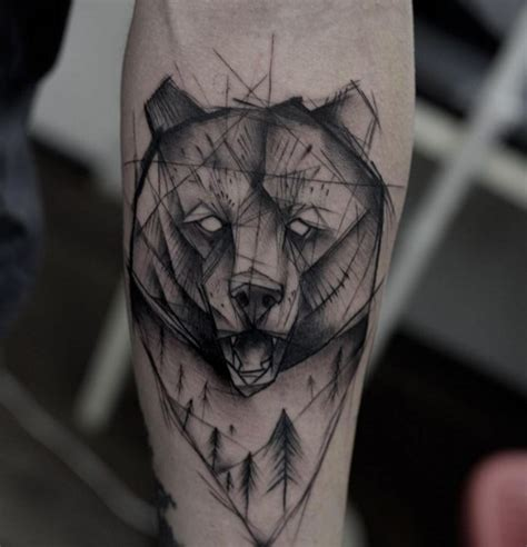 black bear tattoo designs black designs images for tatouage