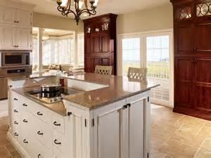 aristokraft cabinets white island home
