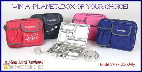 Planetbox Giveaway - planetbox national pack your lunch day win box of your choice us only ends 3 18