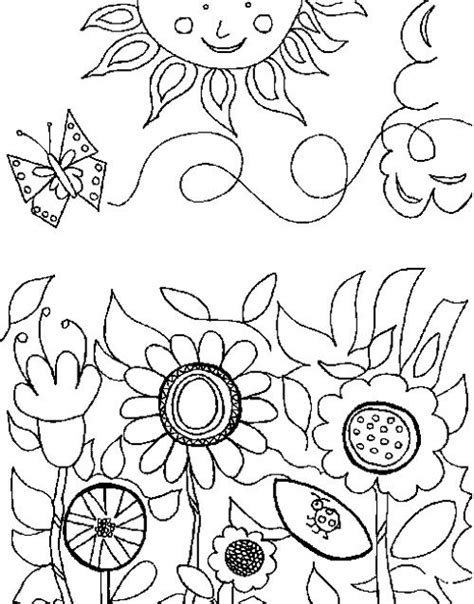 spring garden coloring pages pin by finley kimmie on kids coloring pages pinterest
