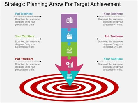 it strategic plan template powerpoint strategic plan powerpoint template strategic planning