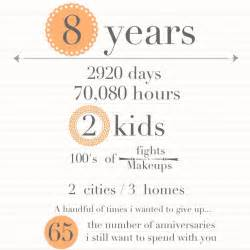 8 year anniversary quotes quotesgram