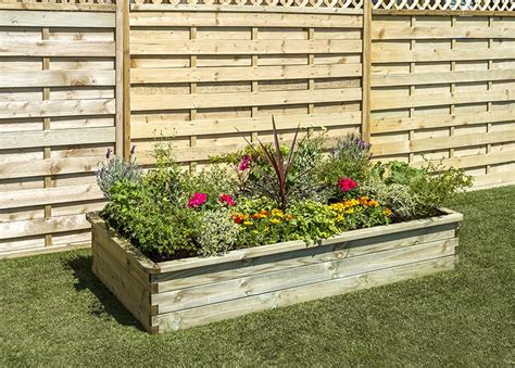 Sleeper Planters by Sleeper Planter 1 8 X 0 90 X 0 30 Pack Of 2
