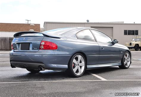 Pontiac Exhaust by Magnaflow Cat Back Exhaust On 2005 Pontiac Gto