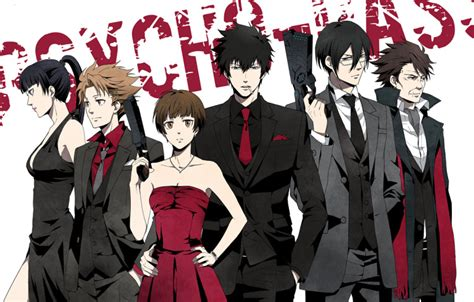 psycho pass 6 anime like psycho pass recommendations