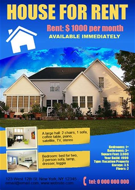 house for sale poster template 1000 images about sale posters on cars