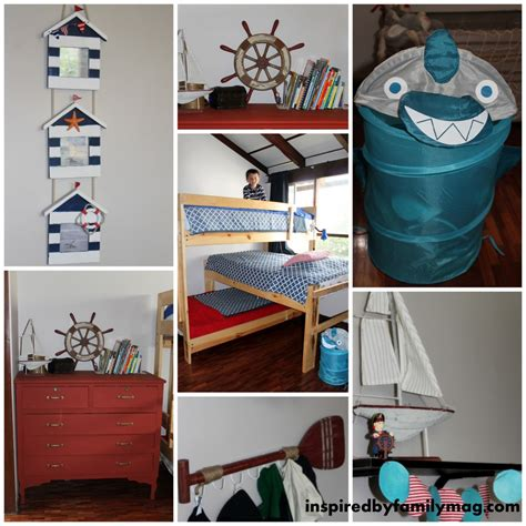 toddler boy room ideas on a budget nautical or pirate boys room on a budget inspired by family