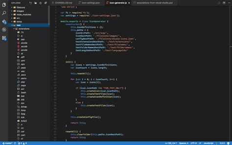 theme generator visual studio github jtlowe studio icons visual studio code icon