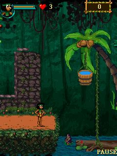 themes java mob org adventures of mowgli java game for mobile adventures of