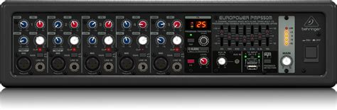 Power Mixer Cina pmp550m powered mixers mixers behringer categories