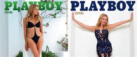 playboy argentina el archivo ana obreg 243 n portada de playboy espa 241 a a los 62 a 241 os