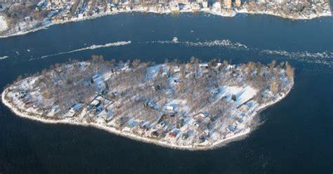 Weird House coolopolis montreal s tiny weird islands