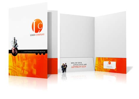 Folders Printing From R7 Cheap Prices High Quality Printable Presentation Folders