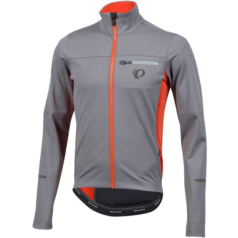 softshell cycling jacket mens pearl izumi p r o escape softshell jacket men s
