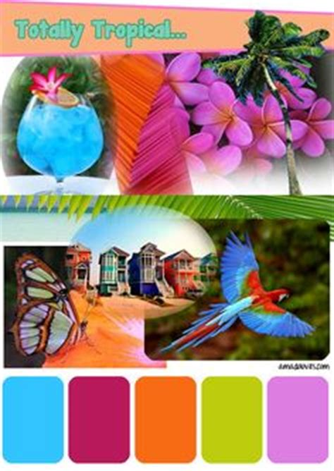 tropical colors tropical color palette on pinterest tropical colors