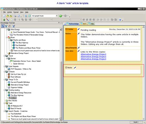 notetaking software roundup 1 donationcoder com