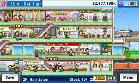 download game android kairosoft mod mega mall story lite android apps on google play