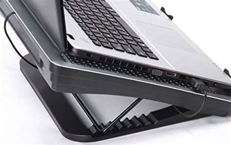 Fan Heatsink Laptop Asus Acer Toshiba Hp Lenovo Dll pwr 17 quot laptop cooling stand pad for macbook samsung ultrabook toshiba lenovo acer asus dell