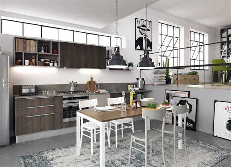 Cucina Con Tavolo by Consigli D Arredo Le Cucine Interiors Gallery