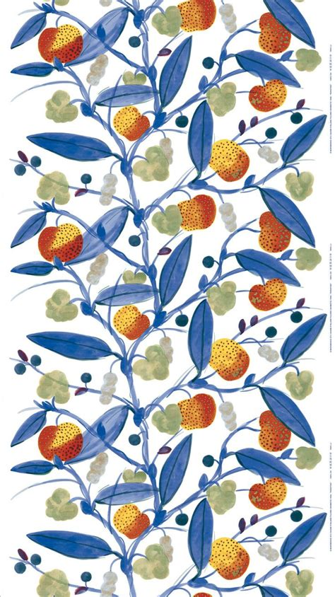Leaves From Marimekko by 34 Best My Favorit Marimekko Fabrics Images On