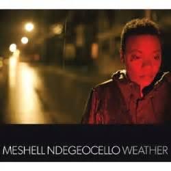 meshell ndegeocello weather 三度の飯ぐらい音楽とか好きなんすよ