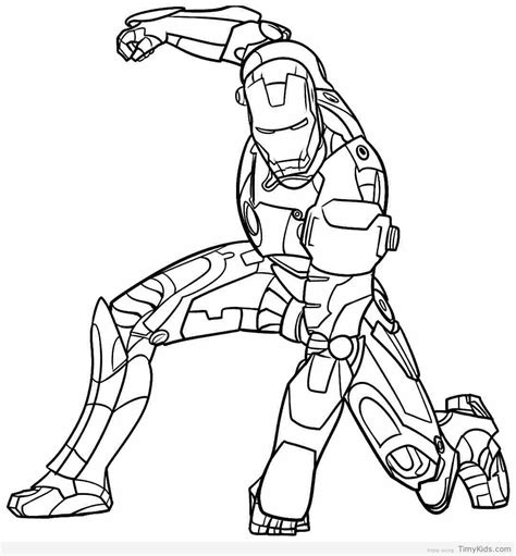 ironman coloring pages online pin by julia on colorings pinterest