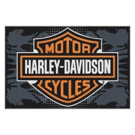 Harley Davidson Area Rug by Harley Davidson Rugs