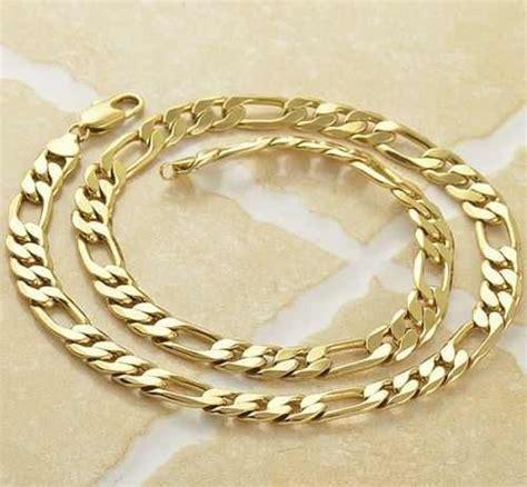 cadena cartier gruesa cadena cartier oro laminado 18k gruesa 60cm x 10mm 75gr