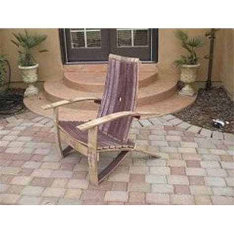 wine barrel rocking chair australia wood project wood rocking chair plans free
