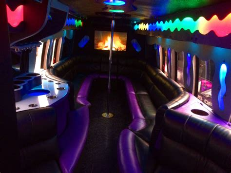 party bus with bathroom bachelorette party nh 21st birthday party ma ultimate