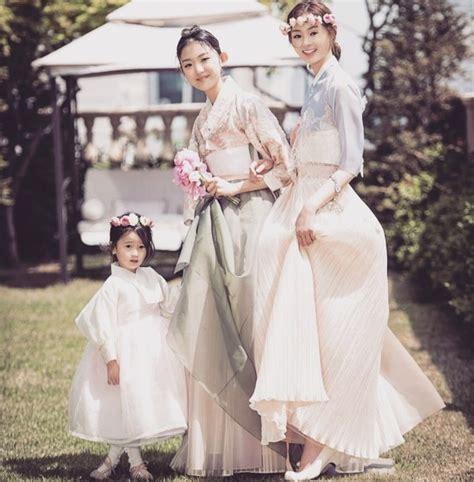 Lace Hanbok Skirt 한복 hanbok korean traditional clothes dress