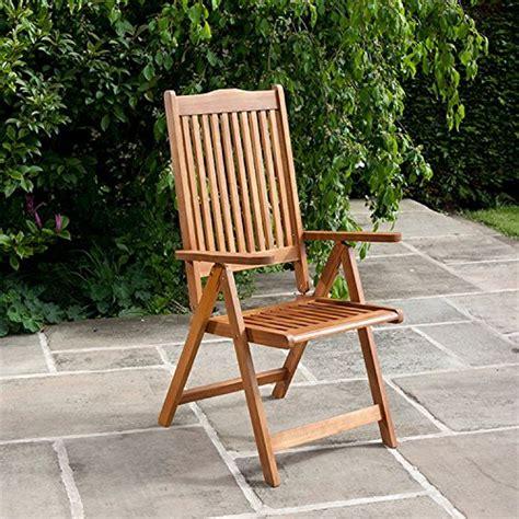 wooden reclining garden chairs billyoh windsor reclining wooden garden chair