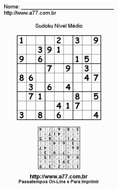 Medio Tetris Medio Sudoku Sudoku De Sudokus O Metasudoku Sudoku | sudoku m 233 dio para imprimir