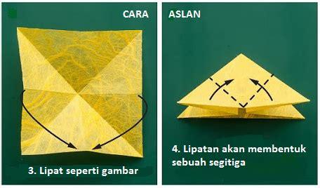membuat kupu dari origami cara membuat origami kupu kupu cantik dan lucu tutorial