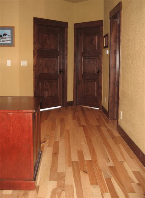 Staining Interior Doors Interior Staining Of Doors Trim And Interior Painting Of