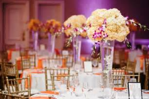ideas for centerpieces for wedding reception tables whimsical indian wedding reception by events capture new