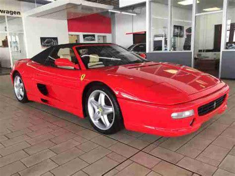 Ferrari F355 Kaufen by Ferrari Gebrauchtwagen Alle Ferrari F355 G 252 Nstig Kaufen