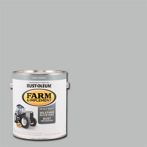rust oleum 30 oz ultra matte interior chalked paint aged gray of 2 285143 the home depot