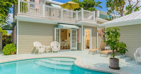 Key West Villas Daily Weekly Monthly Vacation Rentals Key West Cottage Rentals With Pool
