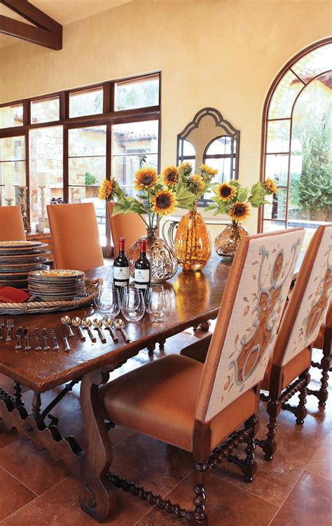 Mediterranean Dining Room by 27 Reasons Why Everyone Likes The Mediterranean Dining Room