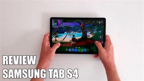 comparativa y tablet samsung review samsung tab s4 nueva tablet android 2018