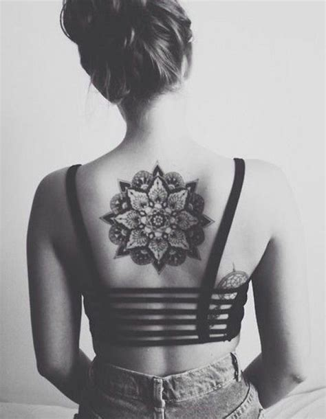 best 25 mandala tattoo back ideas on pinterest mandala
