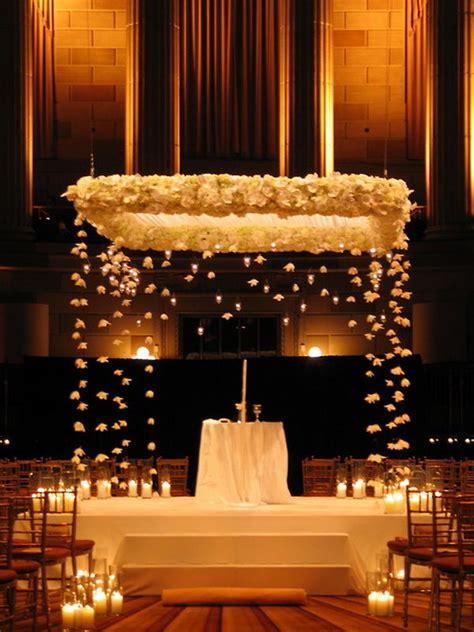 cool wedding chuppah ideas