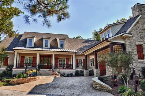 new bern nc river home traditional exterior raleigh