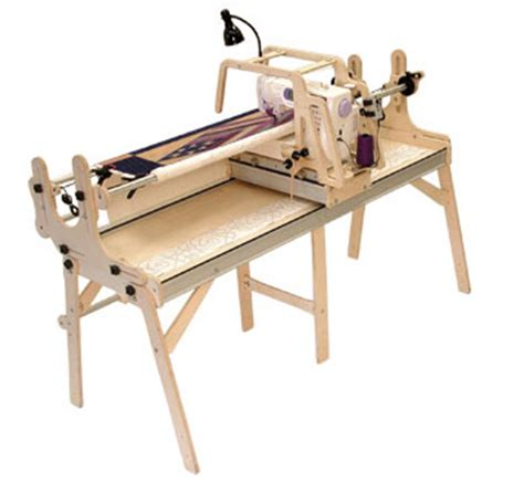 Grace Machine Quilting Frame by Quilting Machines Industrial Toreuse
