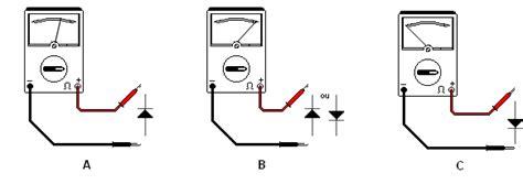 dioda pn uji diode dan transistor indo elektronika