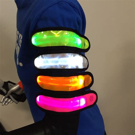 safety lights for runners 12 gifts for runners day 7 safety lights stridebox