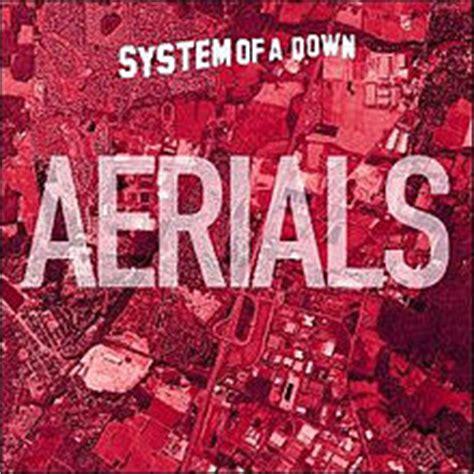 aerials testo aerials traduzione system of a