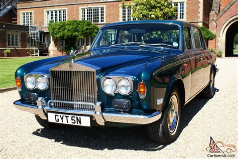 rolls royce silver shadow mk 1 low mileage